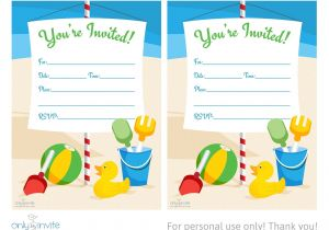 Walgreens Print Birthday Invites Printable Birthday Invitation Template Printable