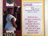 Wallet Size Graduation Invitations High School Graduation Announcements Sweettantrums