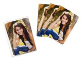 Wallet Size Graduation Invitations Senior Picture Printing Rounded Corners Arts Arts