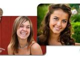 Wallet Size Graduation Invitations Wallet Size Photo Prints with Rounded Corners