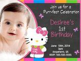 Walmart Customized Birthday Invitations Hello Kitty Birthday Invitations at Walmart – Invitations