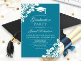 Walmart Grad Party Invites Graduation Party Invitation Template Graduation Party