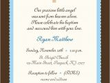 Wedding and Baptism Invitation Text Baby Boy Baptism Invitation Boy or Girl Baby Boy Invitation