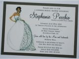 Wedding Divas Bridal Shower Invitations Bridal Shower Invitations Bridal Shower Invitations Diva