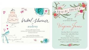 Wedding Divas Bridal Shower Invitations Bridal Shower Invitations From Wedding Paper Divas