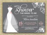 Wedding Dress Cut Out Bridal Shower Invitations Wedding Dress Bridal Shower Invitation Dress Hanger Any