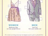 Wedding Invitation attire Wording From Tacky to Classy the Rebellious Brides