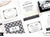 Wedding Invitation Catalogs Wedding Invitations Catalogs by Mail these Art Deco Weddi