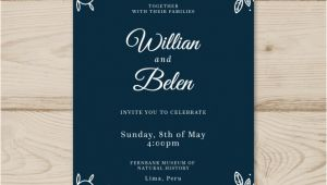 Wedding Invitation Designs Vector Wedding Card Invitation with Flowers Vector Free Download