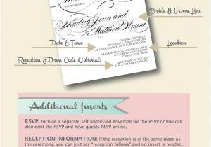 Wedding Invitation Edicate 25 Informal Wedding Invitation Wording Ideas