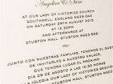 Wedding Invitation format Uk Wedding Invites Wording Inspiration at Emily Jo