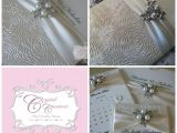 Wedding Invitation Jewels Luxury Handmade Personalised Wedding Invitation Diamonds
