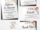 Wedding Invitation Layouts Free 16 Printable Wedding Invitation Templates You Can Diy