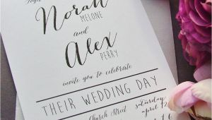 Wedding Invitation New Designs top 10 Wedding Invitation Trends for 2017