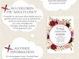 Wedding Invitation No Kids Wedding Invitation Wording 4 Things You Should Not Say
