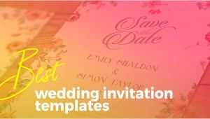 Wedding Invitation Outlook Template top 5 Best Wedding Invitation Templates Templatesguider
