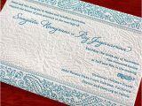 Wedding Invitation Printing Options Letterpress Wedding Invitation Printing Options