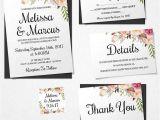 Wedding Invitation Quotes Templates 16 Printable Wedding Invitation Templates You Can Diy