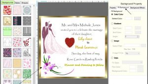 Wedding Invitation Template Creator Wedding Invitations Creator Sunshinebizsolutions Com