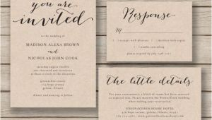 Wedding Invitation Template Docx This Printable Wedding Invitation Template is Available