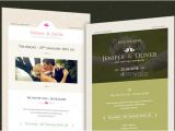 Wedding Invitation Template Email 11 Exceptional Email Invitation Templates Free Sample