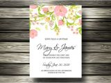 Wedding Invitation Template Email 20 Email Invitation Templates Psd Ai Word Free