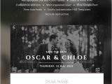 Wedding Invitation Template Email 30 Business Email Invitation Templates Psd Vector Eps