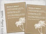 Wedding Invitation Template HTML5 Printable Beach Wedding Invitations Template Quot Destination