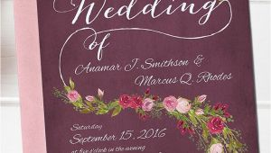 Wedding Invitation Template Ideas 16 Printable Wedding Invitation Templates You Can Diy