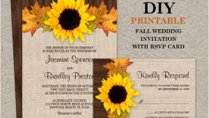 Wedding Invitation Template Sunflower 16 Sunflower Wedding Invitations Psd Jpg Word Ai