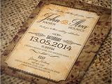 Wedding Invitation Template Vintage 23 Vintage Wedding Invitation Free Psd format Download