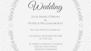 Wedding Invitation Template Word format Wedding Invitation Template 71 Free Printable Word Pdf