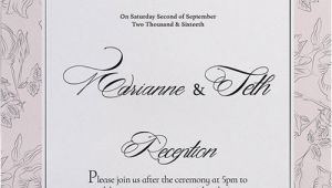 Wedding Invitation Templates Download Photoshop Awesome Photoshop Wedding Invitation Templates Psd Free