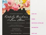 Wedding Invitation Verbiage 15 Wedding Invitation Wording Samples From Traditional to Fun