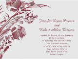 Wedding Invitation Wording together with their Parents together with their Families Wedding Invitation Wording