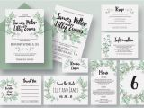 Wedding Invitations and Save the Dates Packages 50 Wonderful Wedding Invitation Card Design Samples