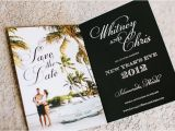Wedding Invitations and Save the Dates Packages A Glamorous New Year 39 S Eve Wedding In islamorada Fl