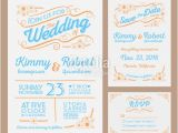 Wedding Invitations and Save the Dates Packages Quot Letterpress Wedding Invitation Collection Package
