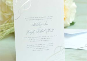 Wedding Invitations at Walmart How to Walmart Wedding Invitations Templates Alluring