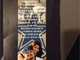 Wedding Invitations In Dallas Tx Dallas Cowboys Ticket Wedding Invitation Dallas Cowboys