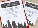 Wedding Invitations In Nyc New York City Destination Wedding Invitations A Central