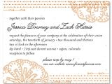 Wedding Invitations In Spanish Text Spanish Wedding Invitations On Seeded Paper Feliz by