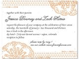 Wedding Invitations In Spanish Wording Samples Spanish Wedding Invitations On Seeded Paper Feliz by