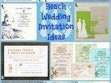 Wedding Invitations On A Budget Ideas 10 Beach Wedding Invitation Ideas A Bride On A Budget