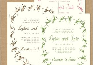 Wedding Invitations to Print at Home for Free 10 Free Printable Wedding Invitations Diy Wedding