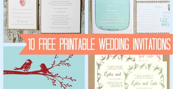 Wedding Invitations to Print at Home for Free Print at Home Wedding Invitations Template Best Template