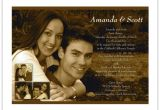 Wedding Invitations with Couples Picture top 5 Photo Wedding Invitations to Set the Mood for Your