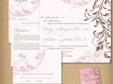 Wedding Invitations with Response Cards and Envelopes Wedding Invitation Wedding Invitations Reply Cards New