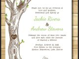 Wedding Invitations with Trees Bookish Wedding Invitations for Your Literary Lovefest