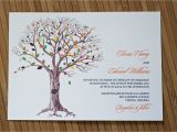 Wedding Invitations with Trees Rustic Tree Wedding Invitations for A Unique Wedding